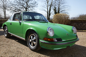 Porsche 911E 2.4 Targa RHD UK Supplied For Sale