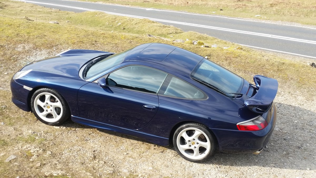 1999 1998 Porsche 911 996 3.4 C2 Manual coupe For Sale (picture 1 of 6)