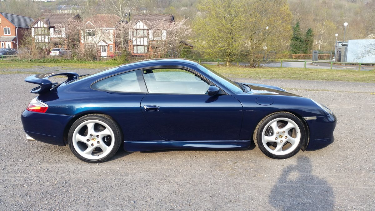 1999 1998 Porsche 911 996 3.4 C2 Manual coupe For Sale (picture 4 of 6)