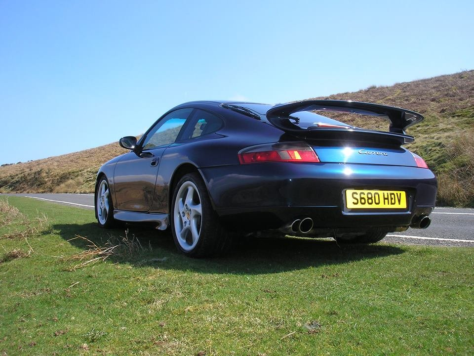 1999 1998 Porsche 911 996 3.4 C2 Manual coupe For Sale (picture 6 of 6)