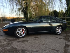 1994 Porsche 968 sport 3.0 16 variocam - rare aventura green For Sale
