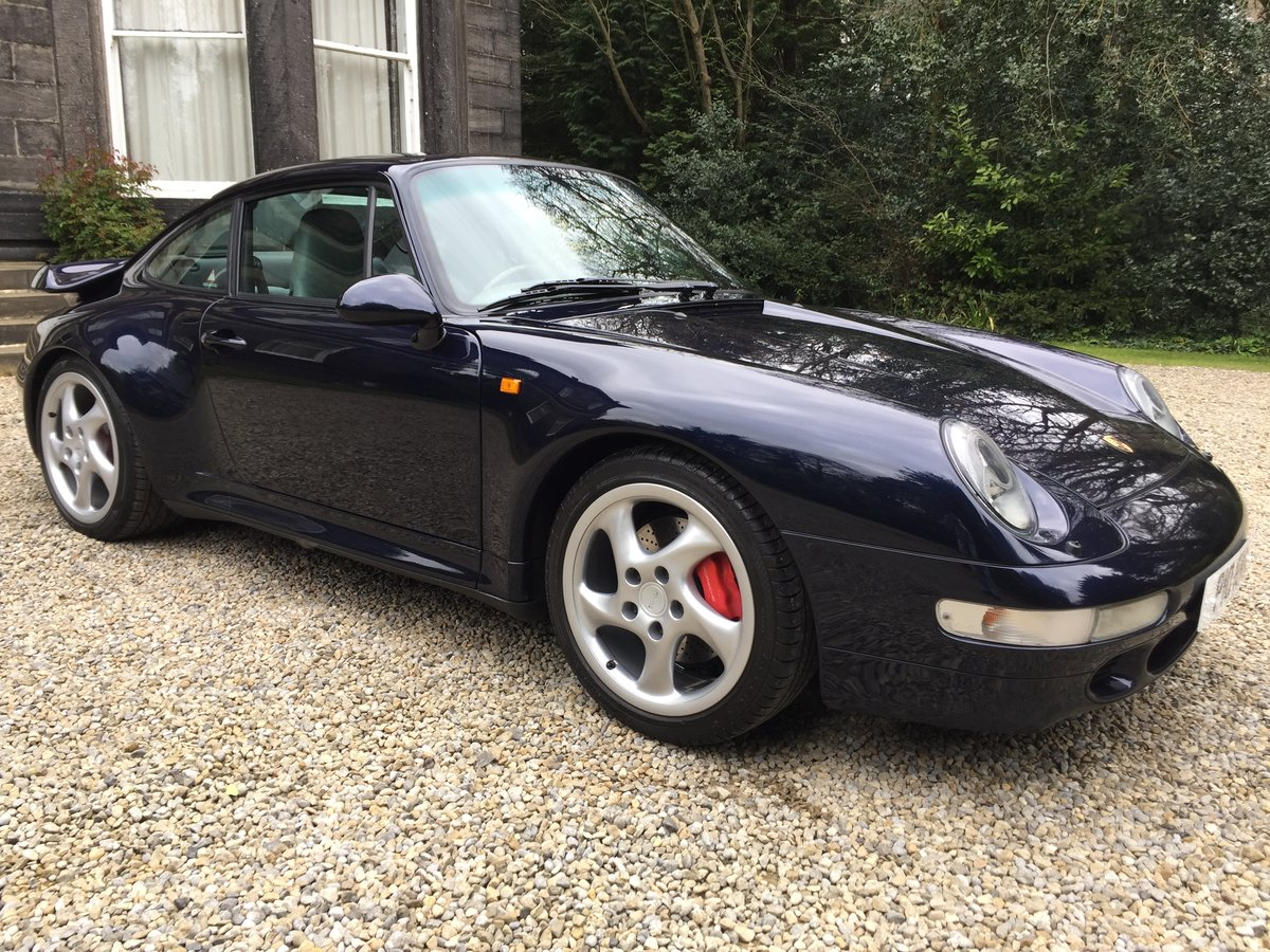 1996 PORSCHE 911 (993) TURBO,WITH HUGE SPEC. For Sale (picture 1 of 6)