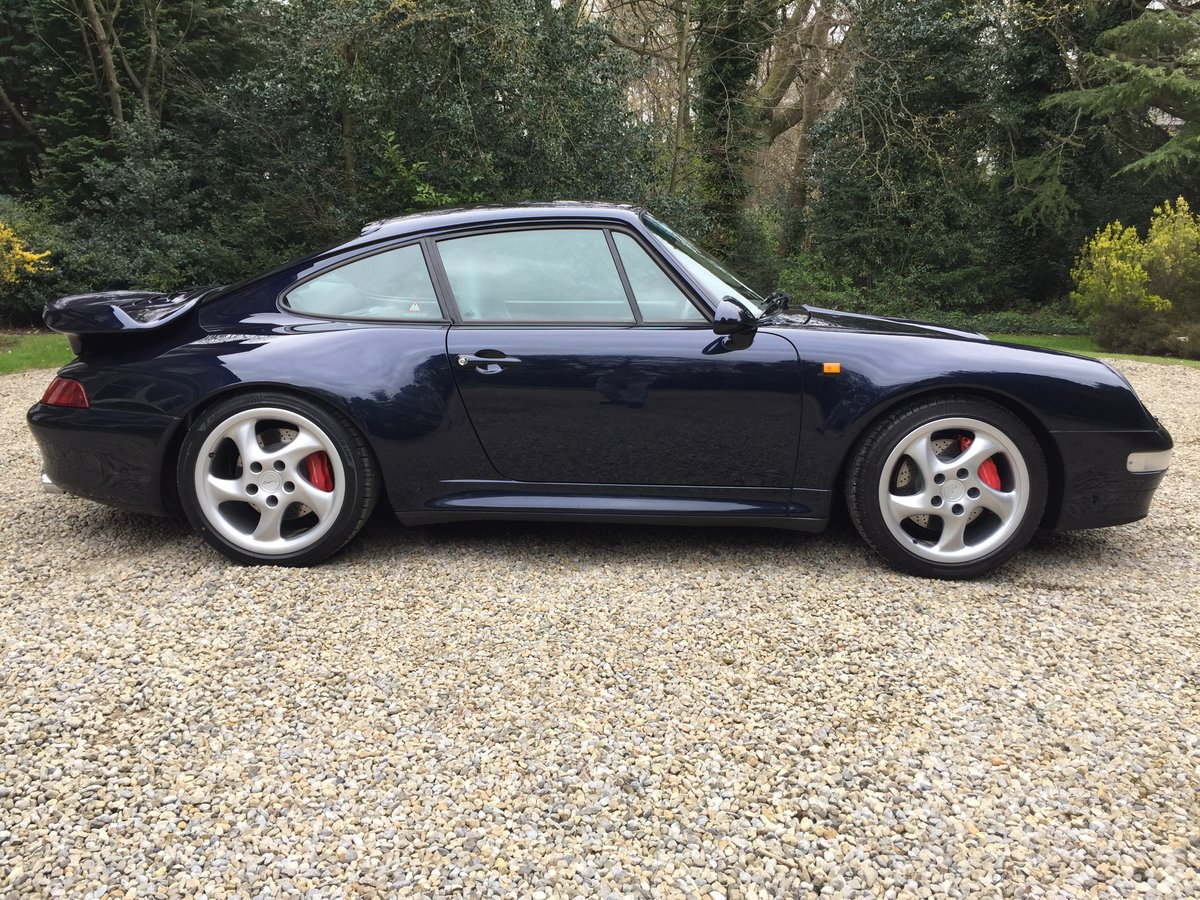 1996 PORSCHE 911 (993) TURBO,WITH HUGE SPEC. For Sale (picture 3 of 6)