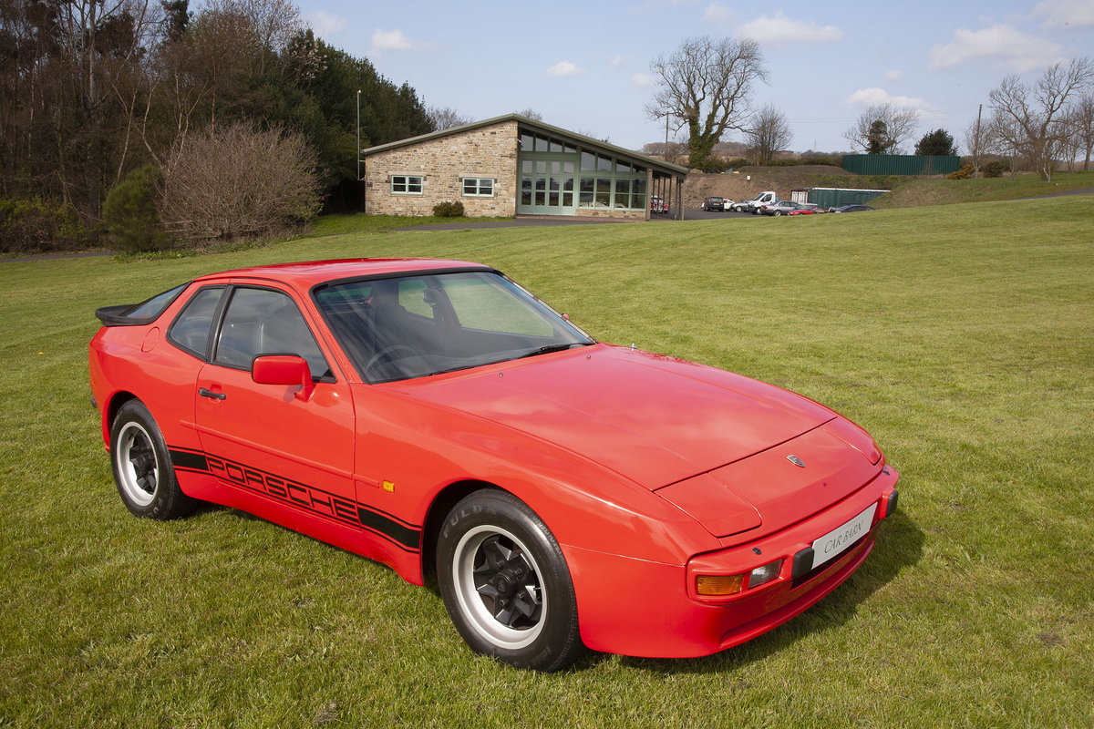 1982 Porsche 944 S1 (8 Valve) Project SOLD (picture 1 of 6)