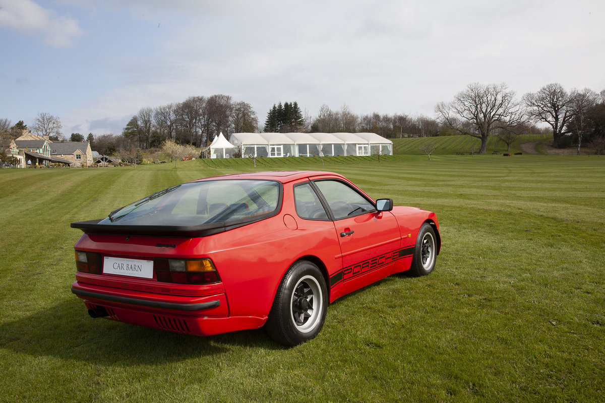 1982 Porsche 944 S1 (8 Valve) Project SOLD (picture 5 of 6)