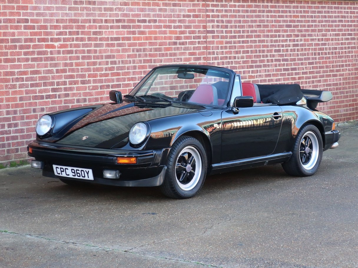 1983 Porsche 911 3.0 SC Cabriolet For Sale (picture 6 of 6)