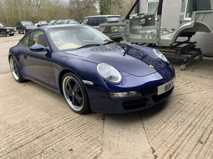 2007 PORSCHE 911/997 3.6 CARRERA 2 Manual - 325 BHP