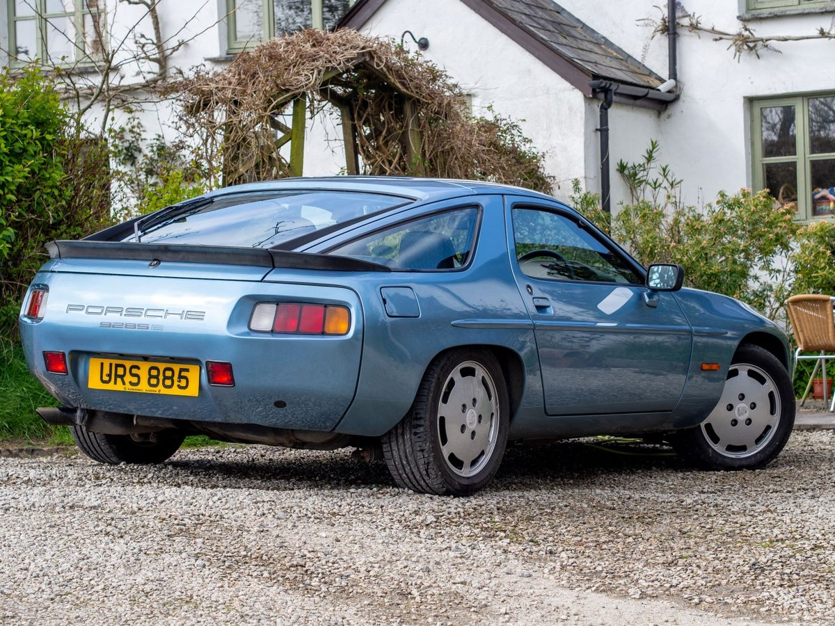 Genuine ultra-low mileage 1986.5 928 S2 For Sale (picture 2 of 6)