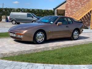 1988 Porsche 944 Turbo 21500 miles For Sale by Auction