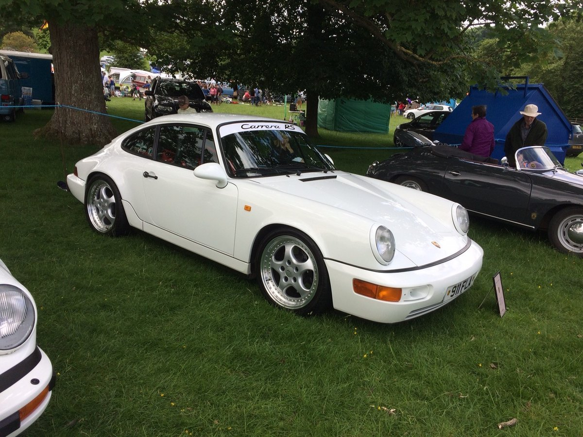 1992 Porsche 964 RS Lightweight For Sale (picture 1 of 4)