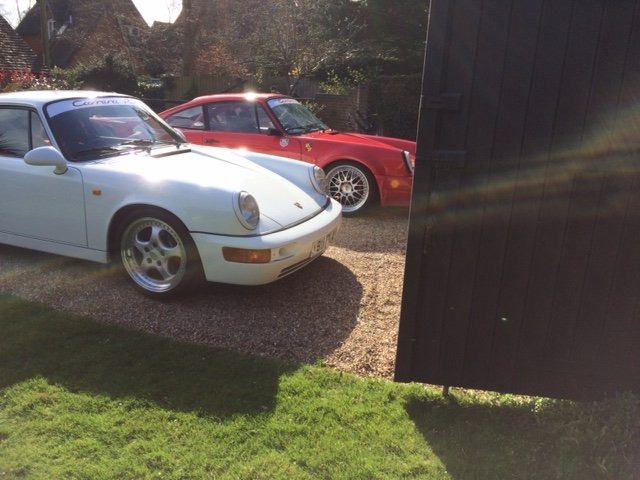 1992 Porsche 964 RS Lightweight For Sale (picture 3 of 4)