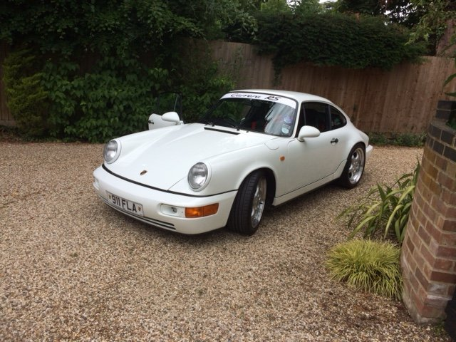 1992 Porsche 964 RS Lightweight For Sale (picture 4 of 4)