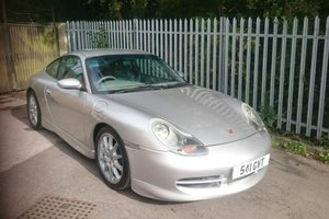 2000 Porsche 911 Carrera 4 (996) For Sale by Auction