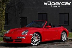 2005 Porsche 997 Carrera 2S Cabriolet - Tiptronic - 49K Miles For Sale