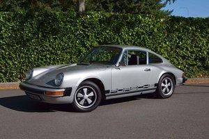 1974 Porsche 911 2.7L Coupe = Fresh Engine Rebuild  $49.9k For Sale