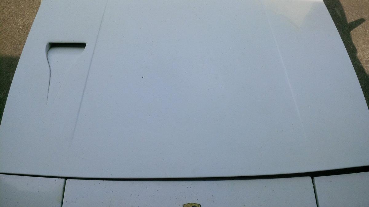 1982 Porsche 924 turbo bonnet For Sale (picture 1 of 4)