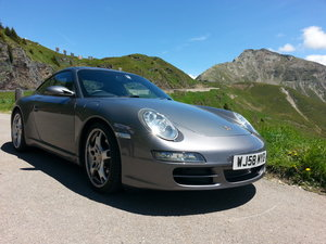 2009 2008 Porsche 911 997 Carrera 2 manual