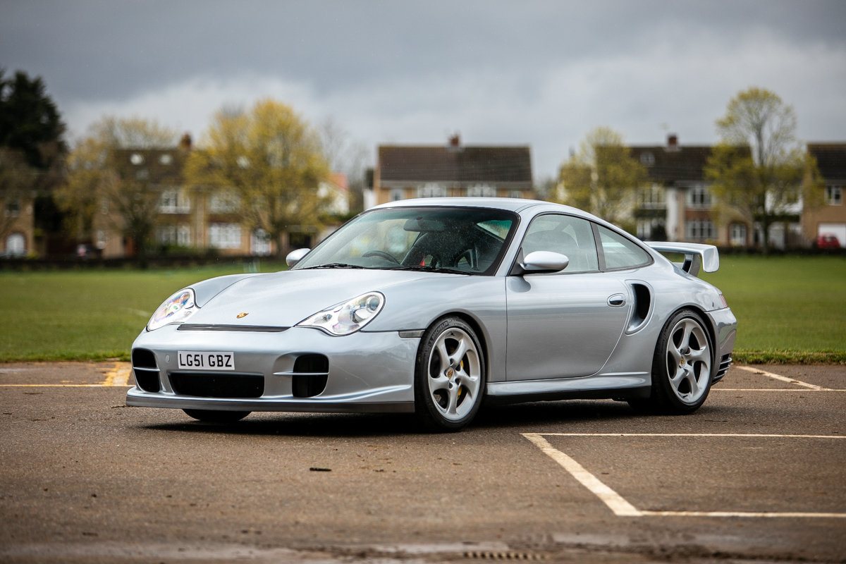 2001 Porsche 911 (996) GT2 Clubsport For Sale (picture 1 of 6)