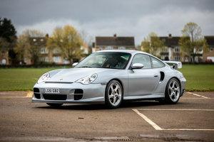 2001 Porsche 911 (996) GT2 Clubsport