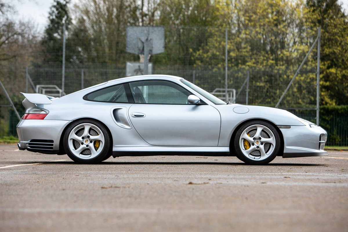2001 Porsche 911 (996) GT2 Clubsport For Sale (picture 2 of 6)