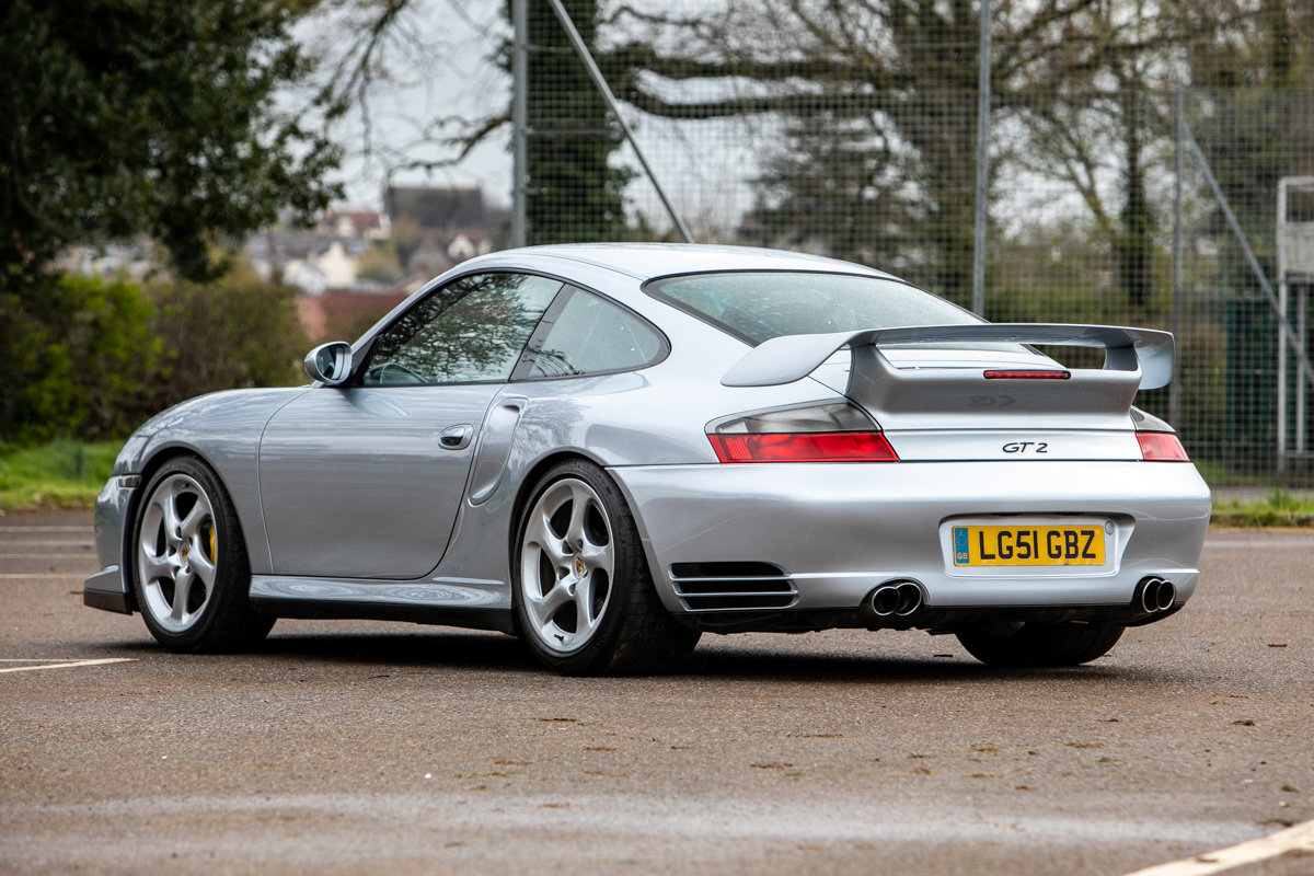 2001 Porsche 911 (996) GT2 Clubsport For Sale (picture 3 of 6)