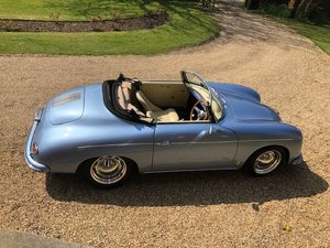 1971 356 Speedster by Chesil Motor Company