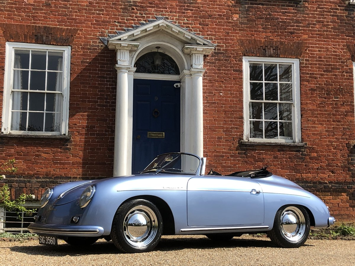 1971 356 Speedster by Chesil Motor Company For Sale (picture 2 of 6)