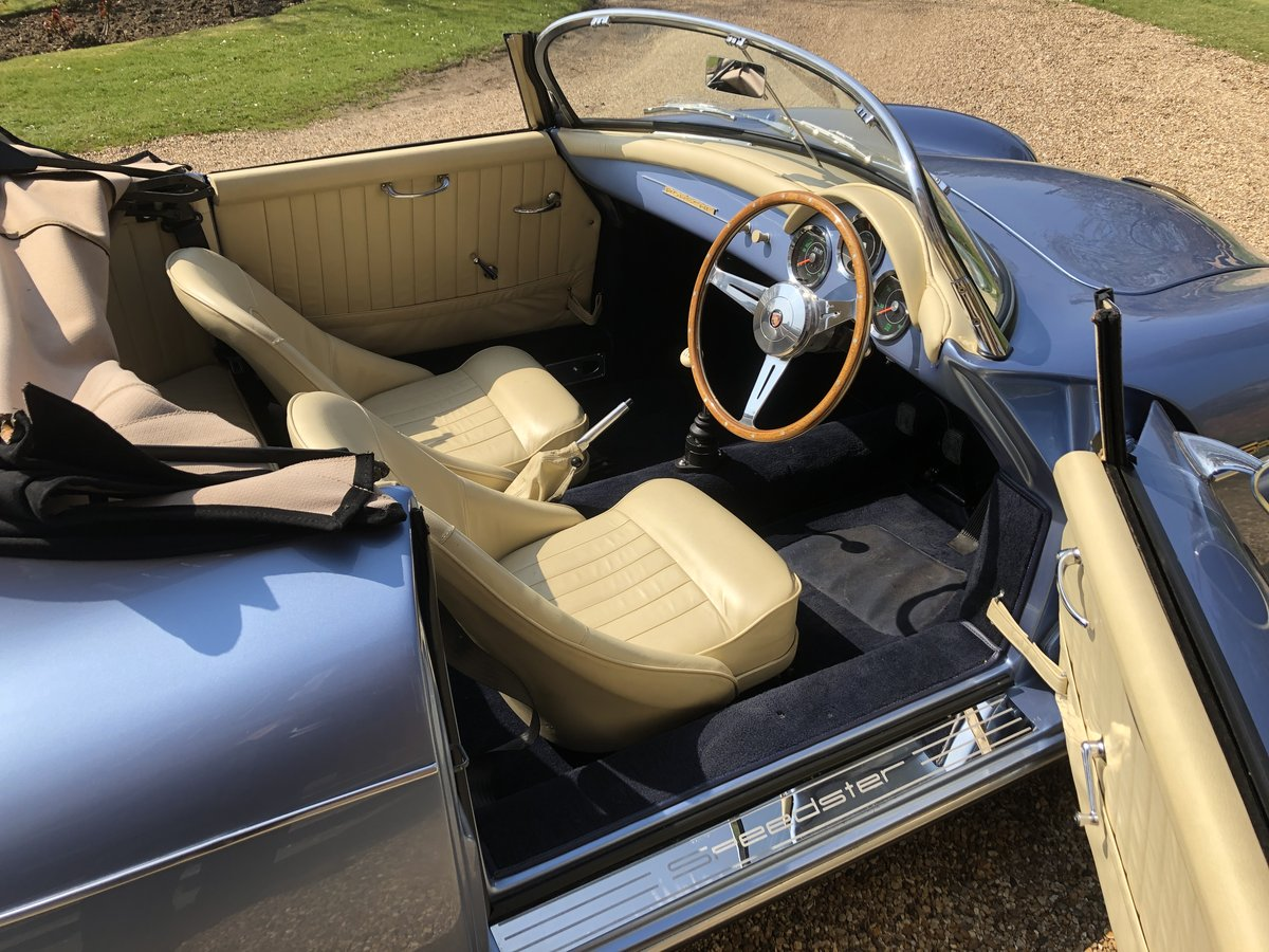 1971 356 Speedster by Chesil Motor Company For Sale (picture 3 of 6)