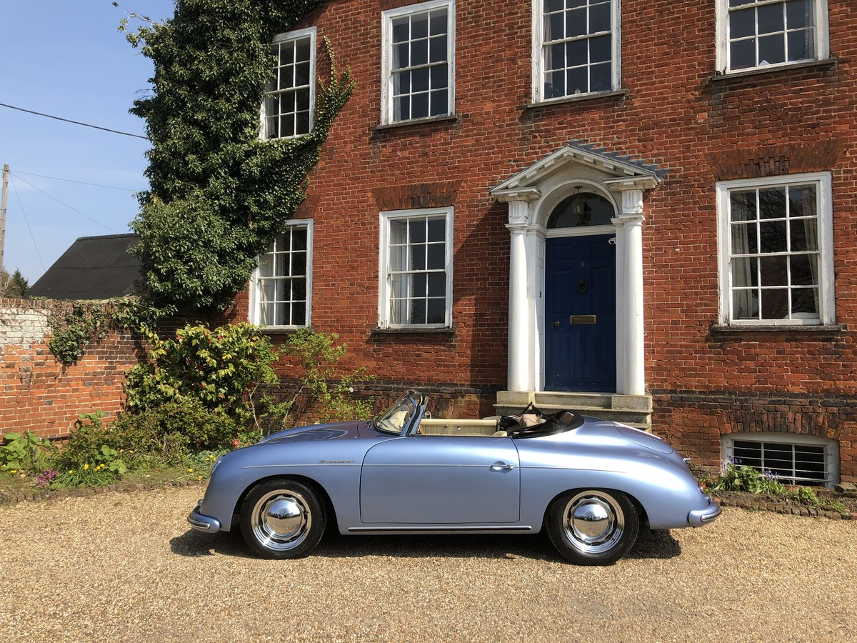 1971 356 Speedster by Chesil Motor Company For Sale (picture 6 of 6)