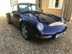 1994 Porsche 911 (993) Carrerra 2 Tiptronic S For Sale