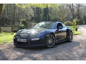2013 Porsche 911 3.8 Turbo 991 Turbo PDK AWD 2dr For Sale