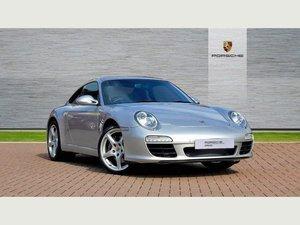 2008 Porsche 911 C2 Generation 2 with Porsche Warranty