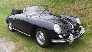 1961 Porsche 356B Cabriolet T5 1600 S