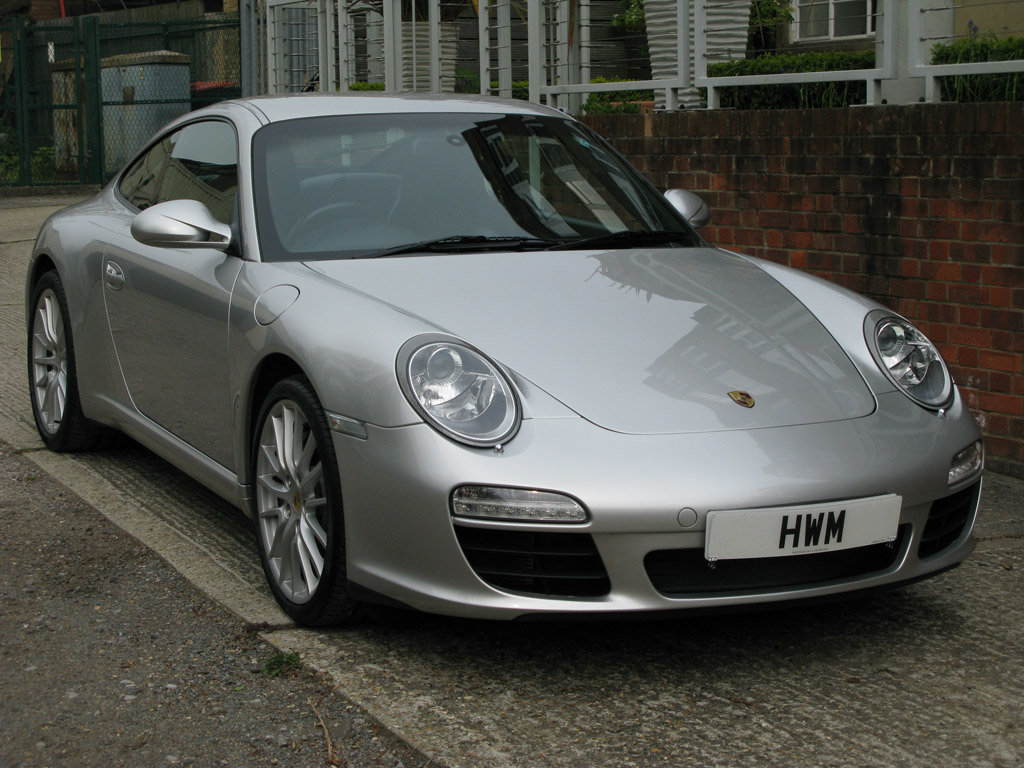 2010- PORSCHE 997 C2 COUPE For Sale (picture 1 of 6)