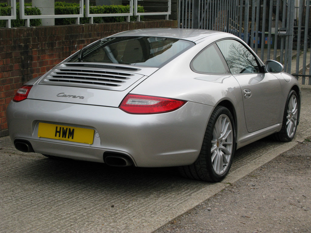2010- PORSCHE 997 C2 COUPE For Sale (picture 4 of 6)