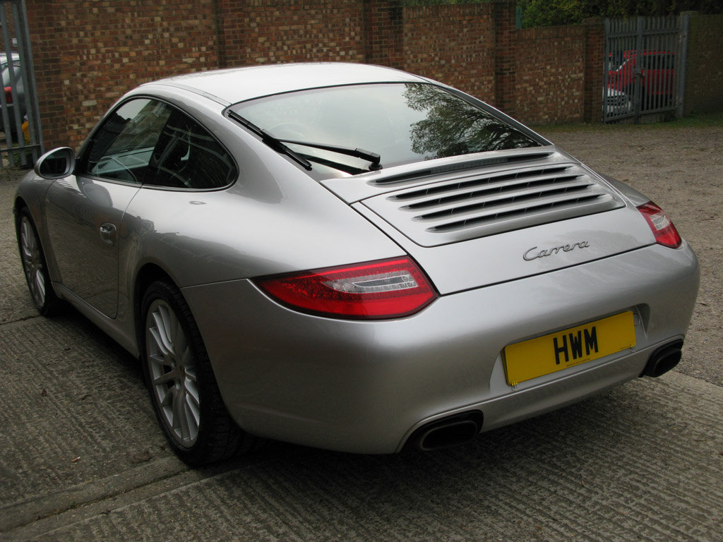 2010- PORSCHE 997 C2 COUPE For Sale (picture 6 of 6)