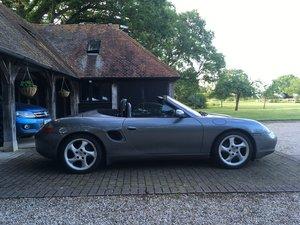 2001 Porsche Boxster 986 2.7