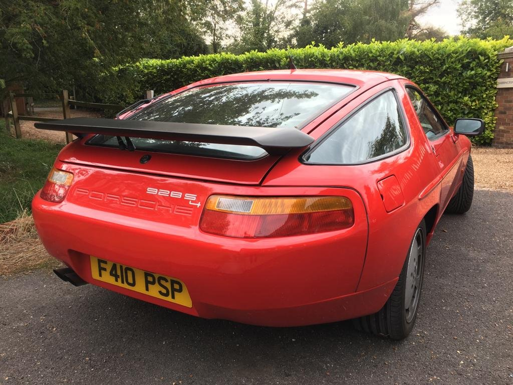 1988 PORSCHE 928 S4  5.0 v8 coupe automatic  For Sale (picture 2 of 6)