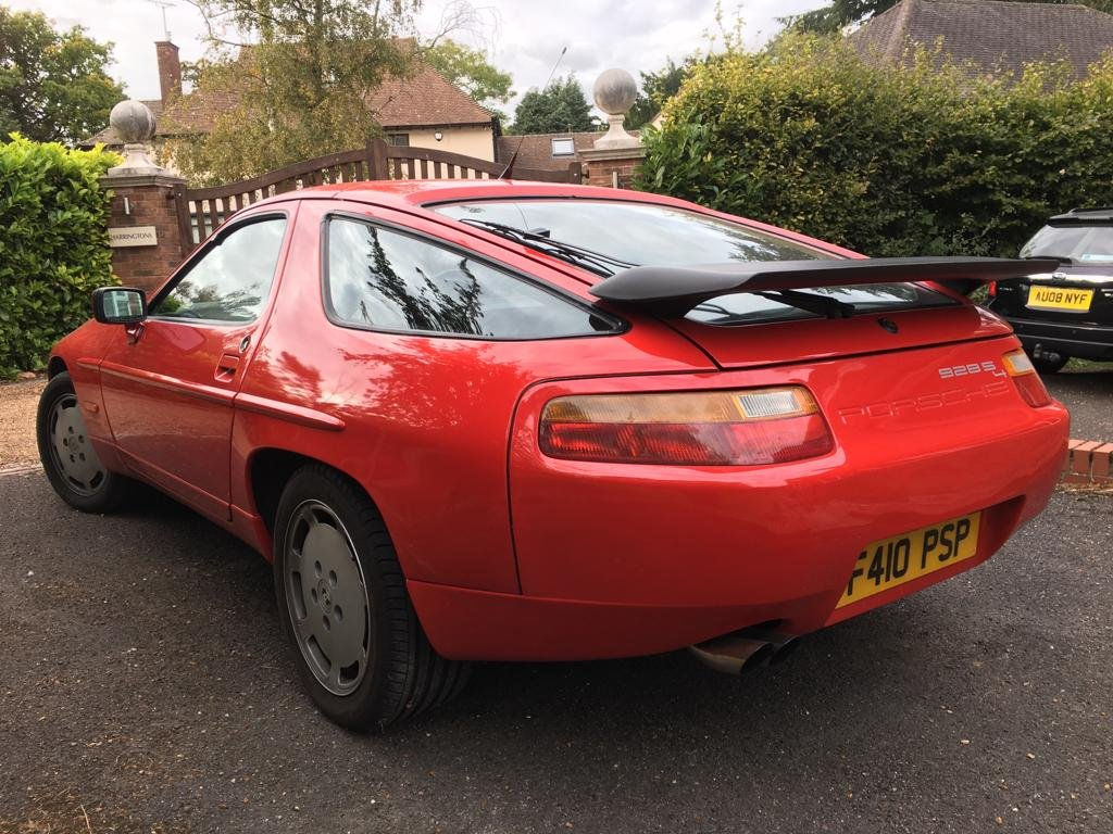 1988 PORSCHE 928 S4  5.0 v8 coupe automatic  For Sale (picture 5 of 6)