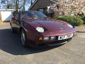 PORSCHE 928S 4.7 AUTO 1983 MOT 03/2020 NEW BELTS For Sale