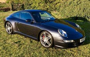 2007 997 Carrera 4S X51 Manual