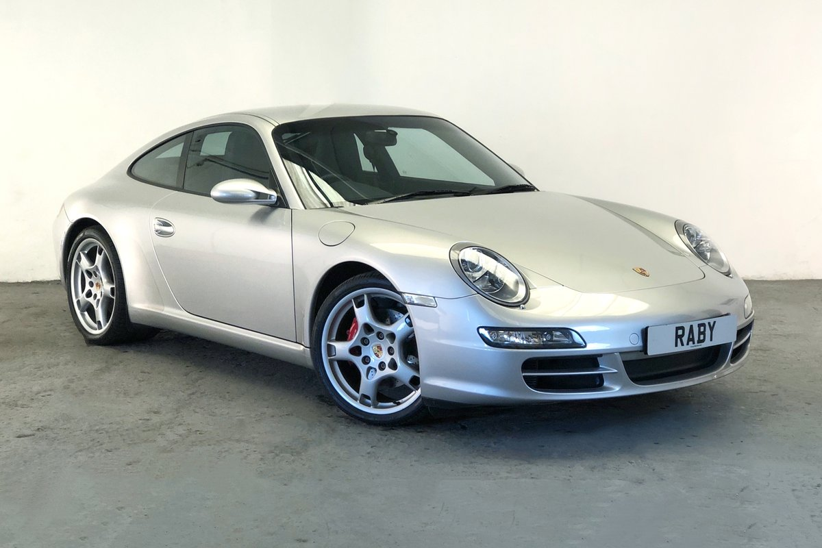 2005 Porsche 997 Carrera S. Very low mileage, full history  SOLD (picture 1 of 6)
