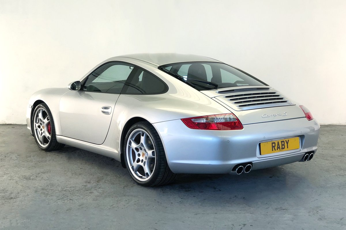 2005 Porsche 997 Carrera S. Very low mileage, full history  SOLD (picture 2 of 6)