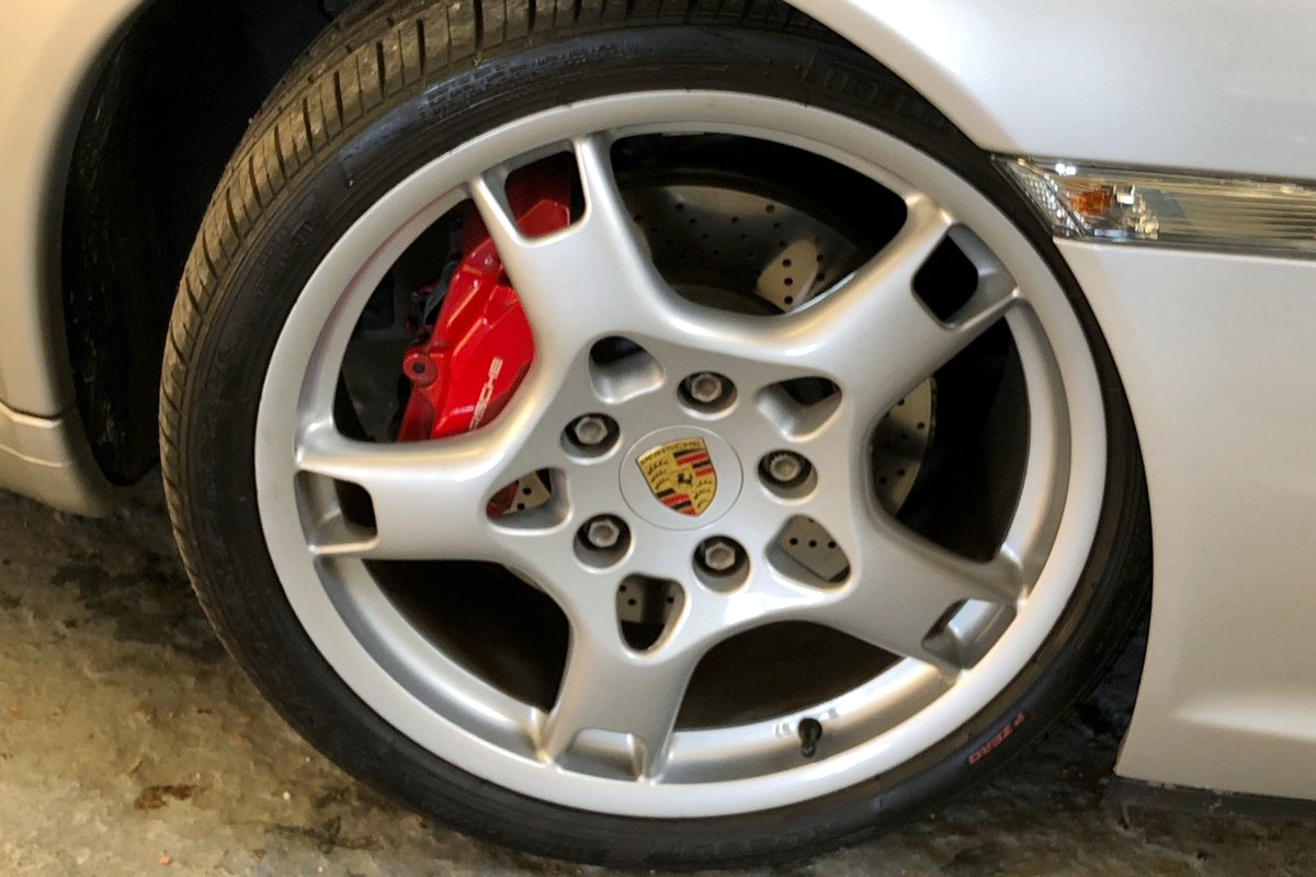 2005 Porsche 997 Carrera S. Very low mileage, full history  SOLD (picture 3 of 6)