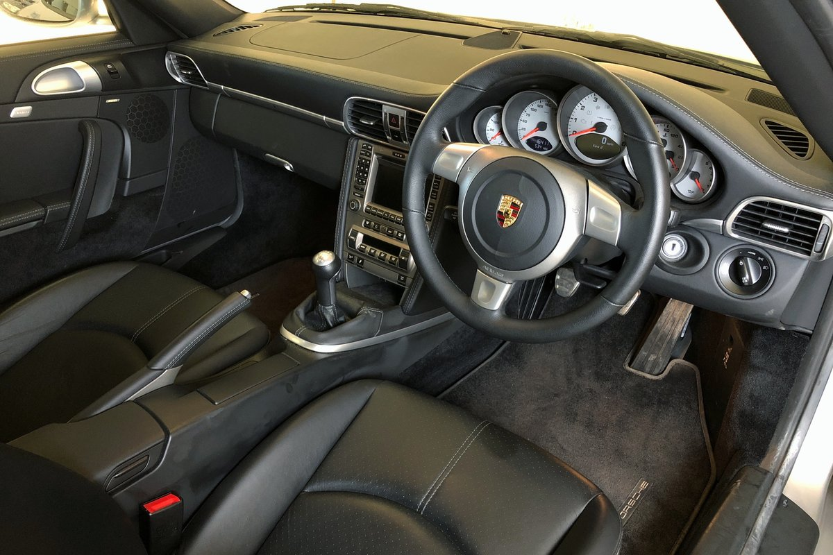 2005 Porsche 997 Carrera S. Very low mileage, full history  SOLD (picture 4 of 6)