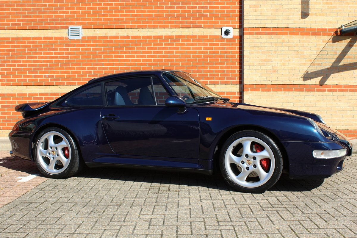 1997 Porsche 911 993 Turbo *SOLD* For Sale (picture 1 of 6)