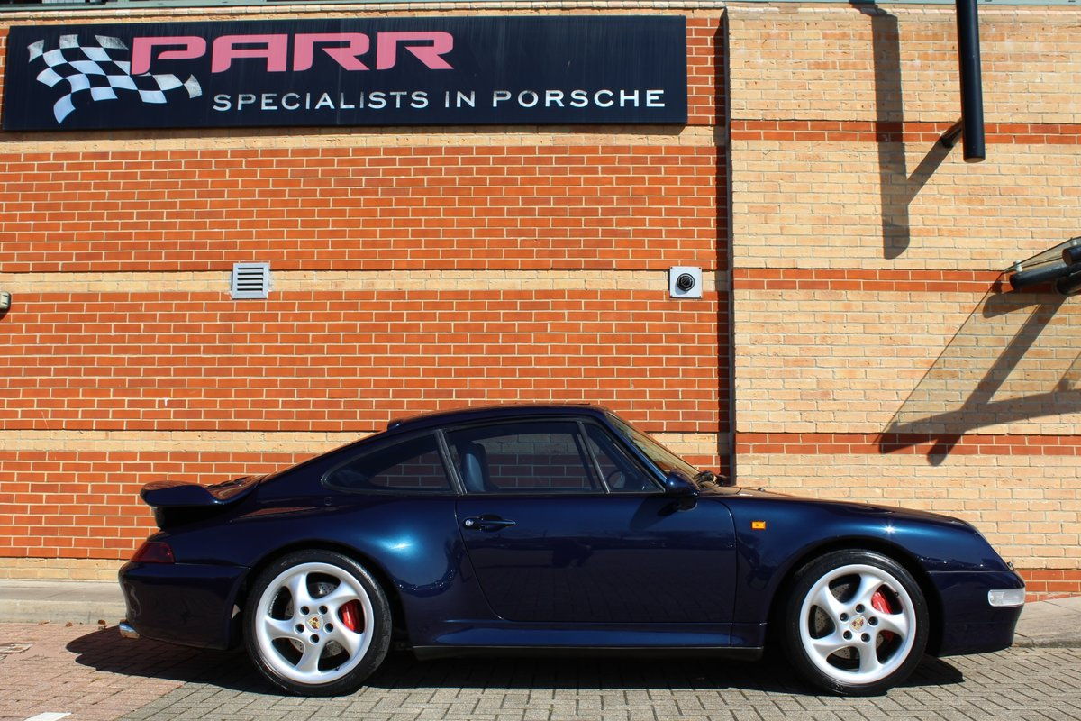1997 Porsche 911 993 Turbo *SOLD* For Sale (picture 2 of 6)