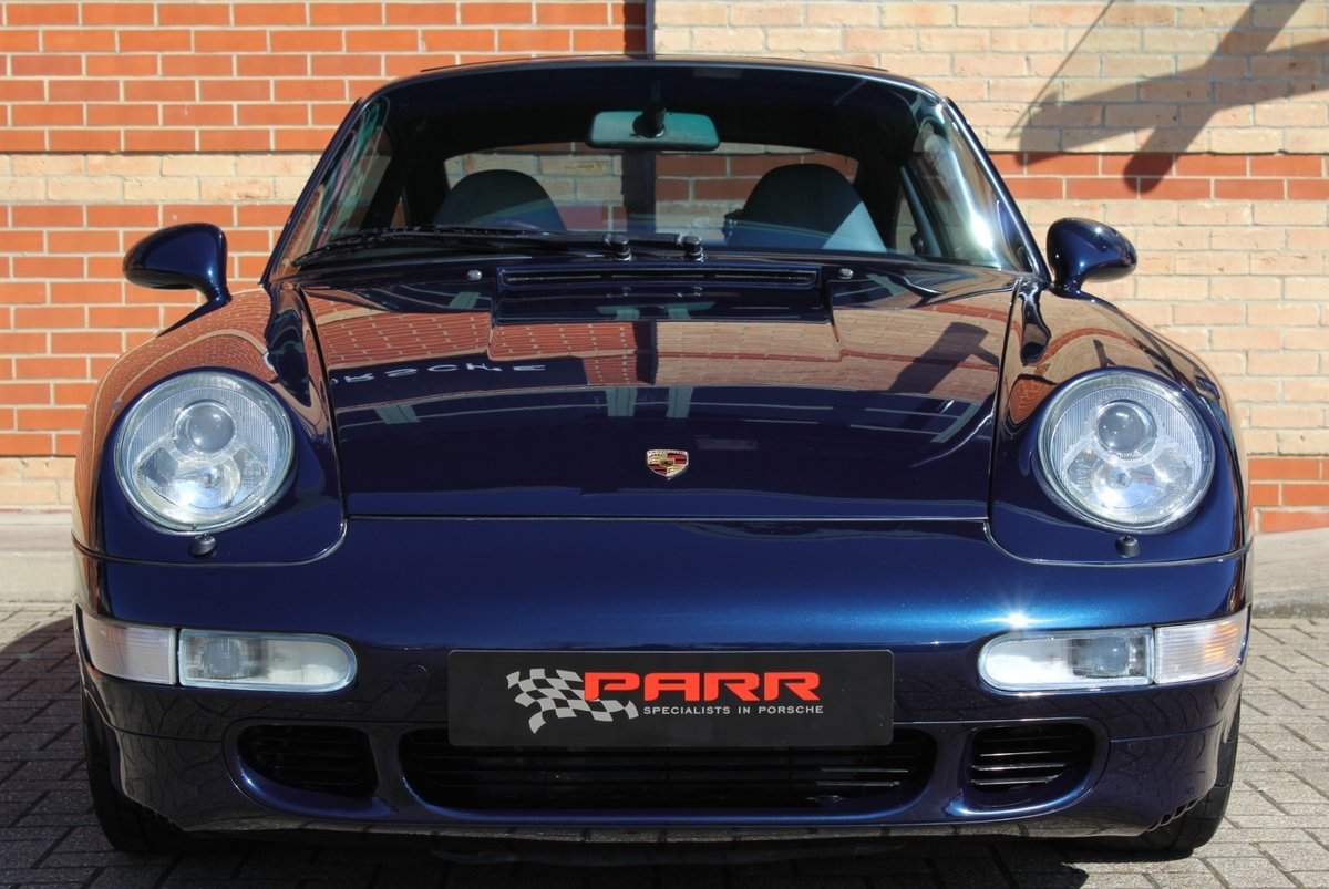 1997 Porsche 911 993 Turbo *SOLD* For Sale (picture 3 of 6)