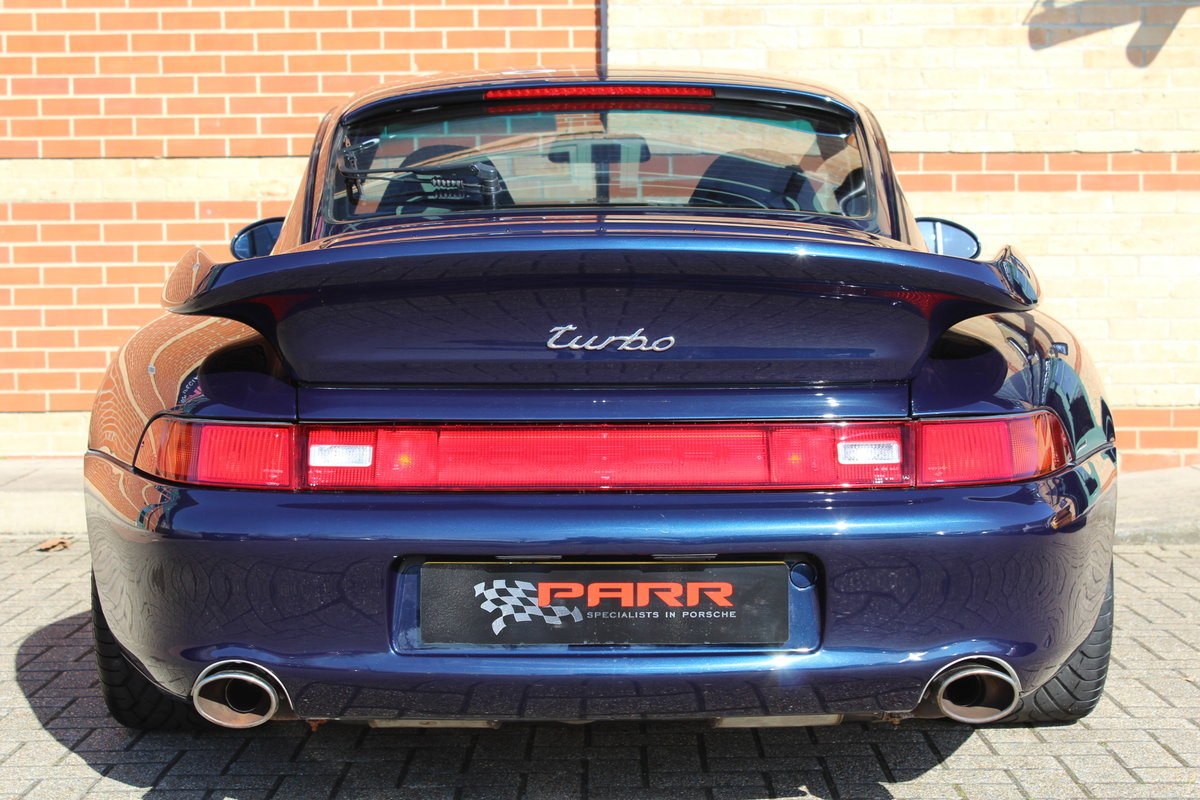 1997 Porsche 911 993 Turbo *SOLD* For Sale (picture 4 of 6)