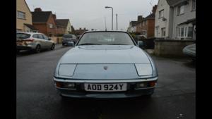 Porsche 924 1982 For Sale